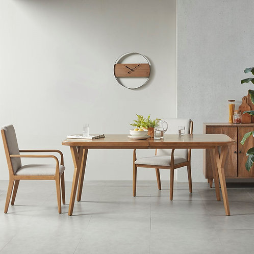 Novak Rectangular Dining Table By Ink & Ivy
