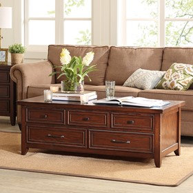 Brandon Coffee Table by Harbor House