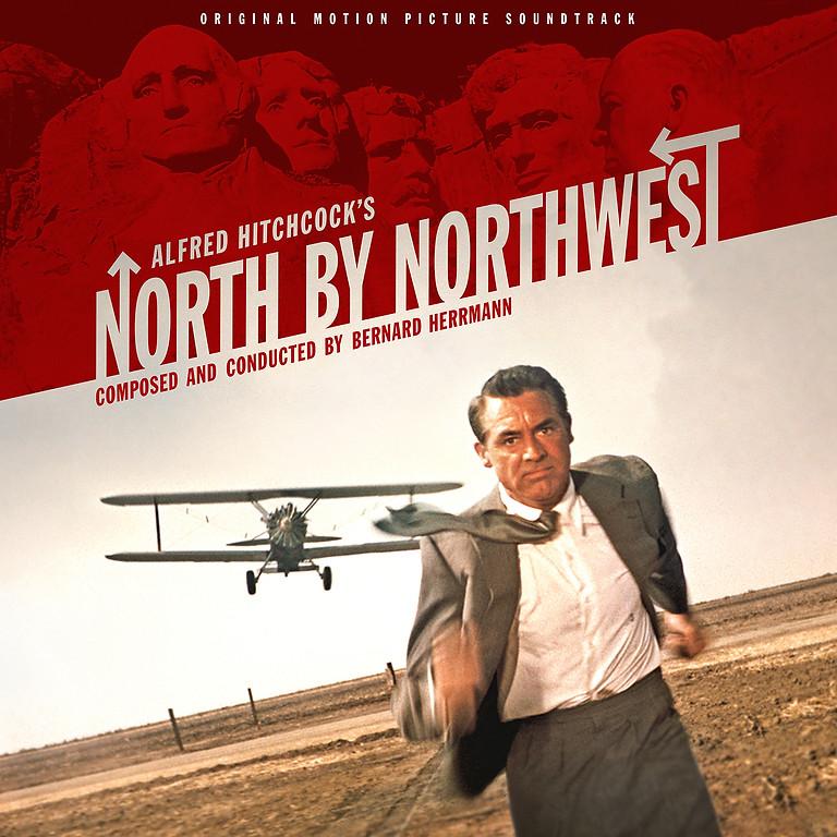 HITCHCOCK FILM CLUB - North by Northwest