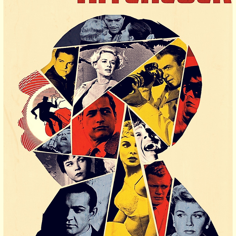 HITCHCOCK FILM CLUB - Rear Window