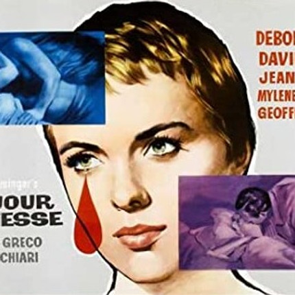 LOBOTOMY ROOM FILM CLUB - Boujour Tristesse
