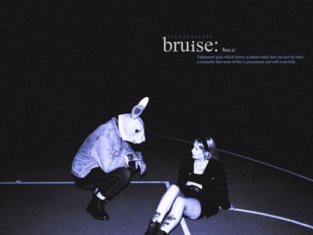 Lizzy Farrall - Bruise - Review