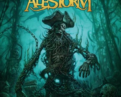 Alestorm - No Grave But The Sea - Review