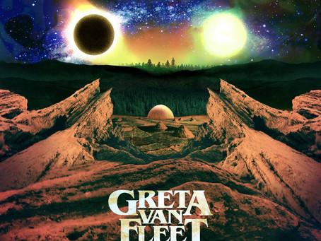 Greta Van Fleet - Anthem of the Peaceful Army: Review