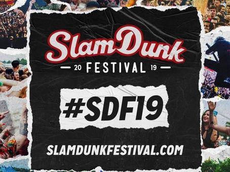 Slam Dunk Festival 2019.