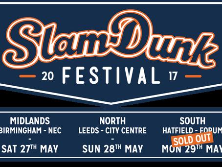 Slam Dunk Festival - Leeds 2017