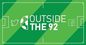 Outside the 92 logo