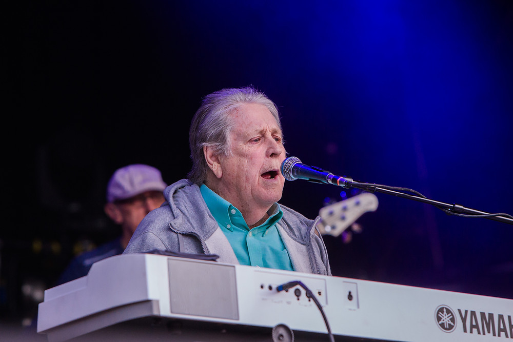 Beach Boys legend Brian Wilson