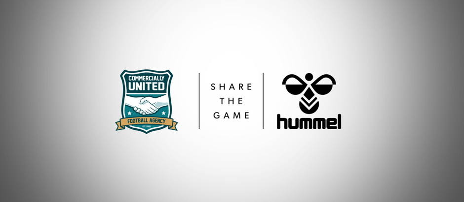"""Hummel become exclusive Technical Kit Partner for """"CU' on a 3 year deal!"""