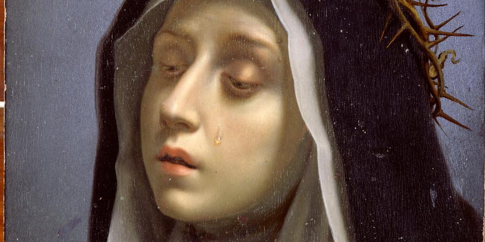Soup & Saints: St. Catherine of Siena