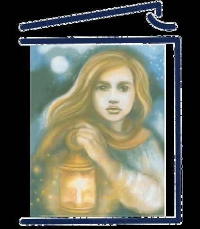 Le secret de la lanterne Nibawasakonendjigan o kimodji tibadjimowin