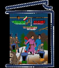 La république assassinée des Patriotes (Bande dessinée historique en couleurs)