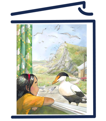 Siara et l'oiseau d'amour
