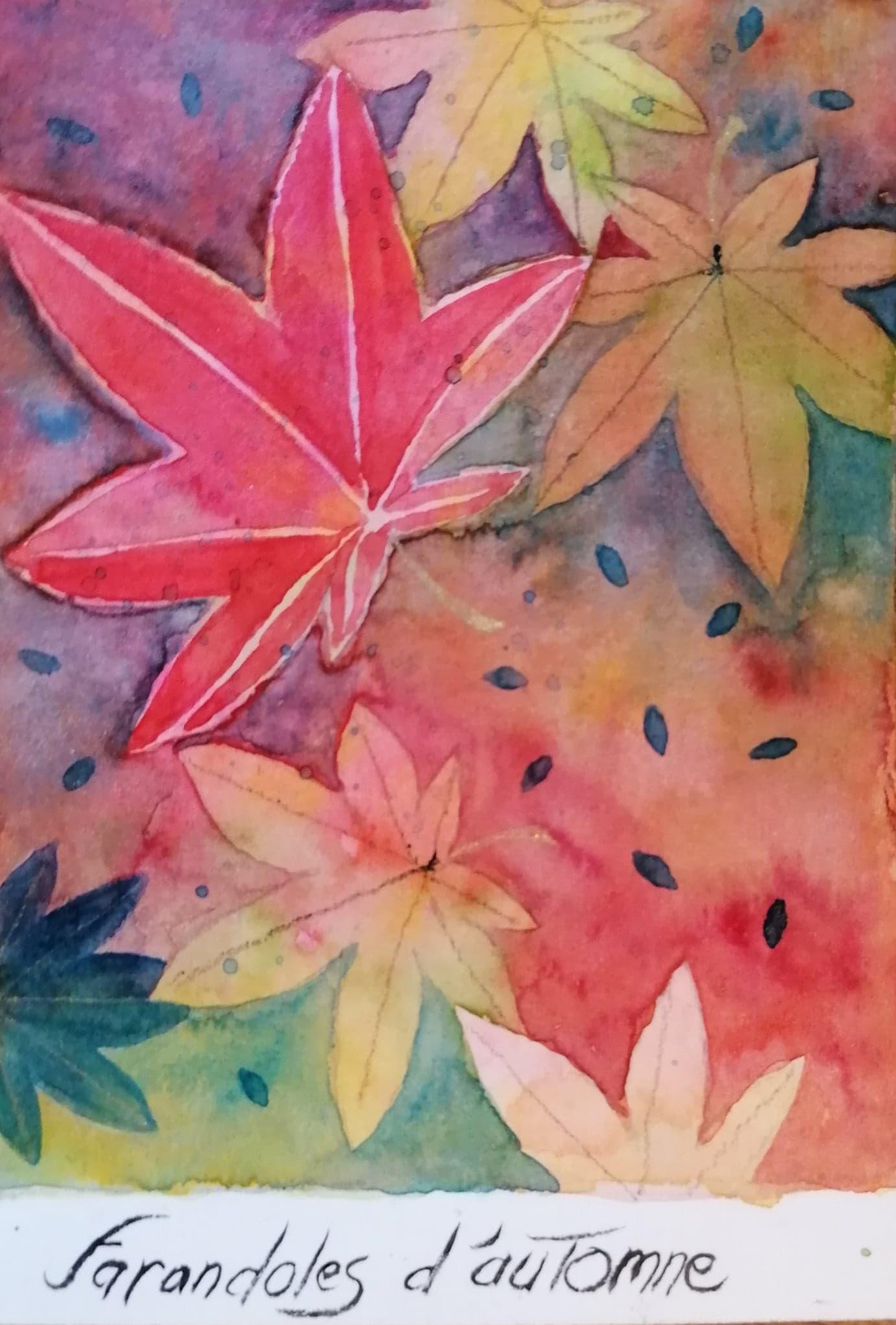 Farandoles d'automne