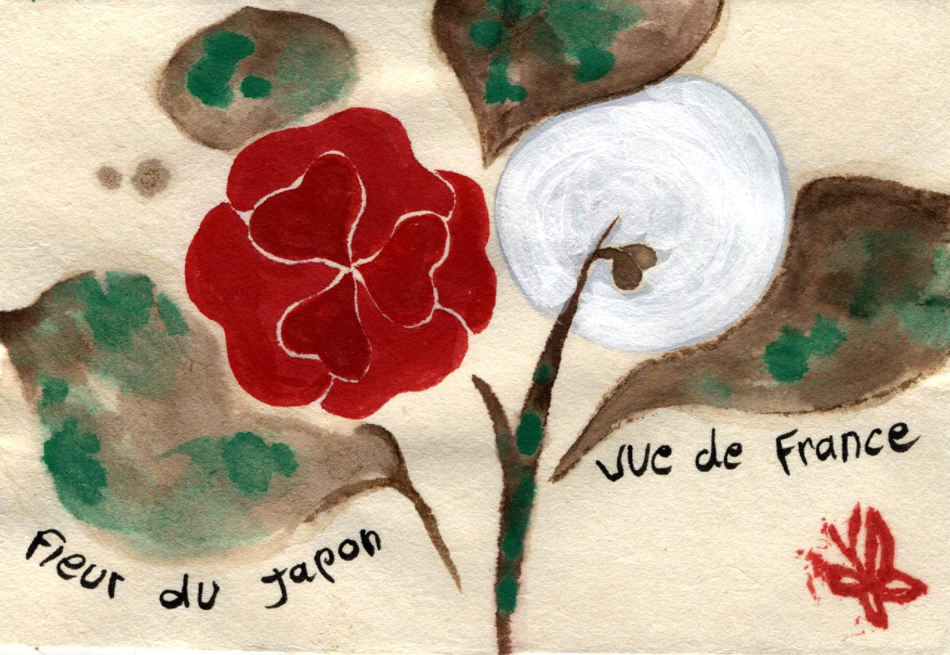 Fleur du Japon