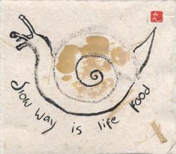 Slow way