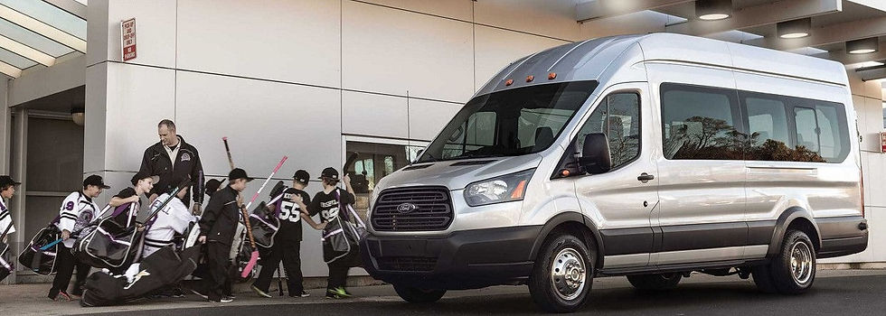 Ford Transit with kids sports team.jpg