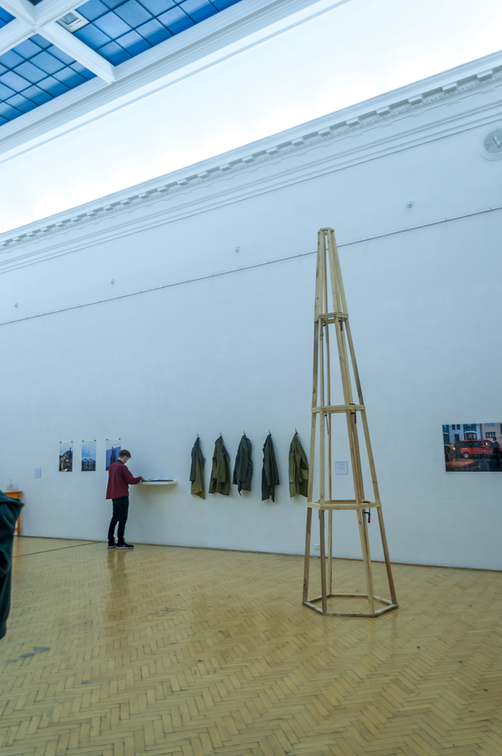 Exhibition, HUFA, Budapest