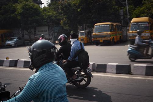 Hyderabad Motorcycles, India