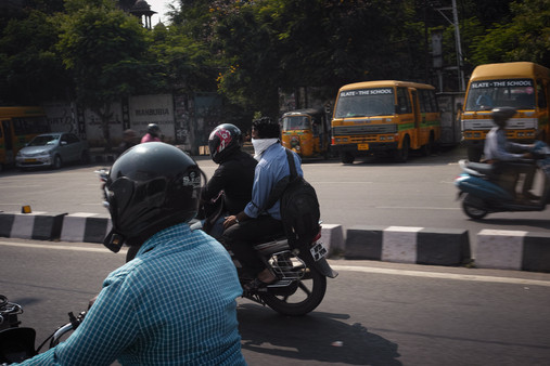 Hyderabad motorcycles for Tank