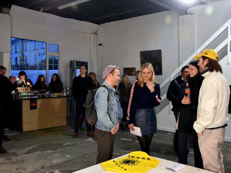 Idolum, 126 Artist-Run Gallery