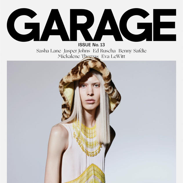 GARAGE Magazine (Vice)