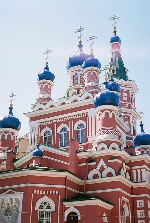 Holy Trinity Orthodox Church, Riga