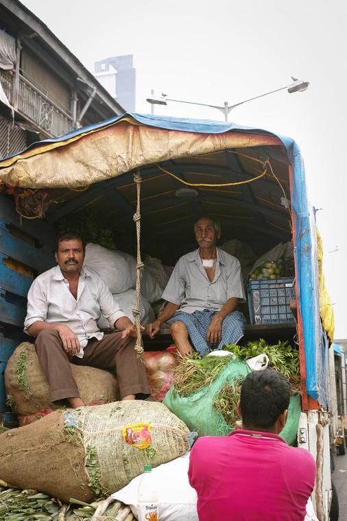 Dadar Vegetable Market Mumbai, India, for Tank