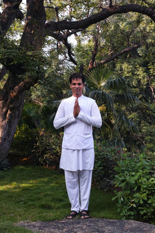 Yoga teacher, Hyderabad for Tank