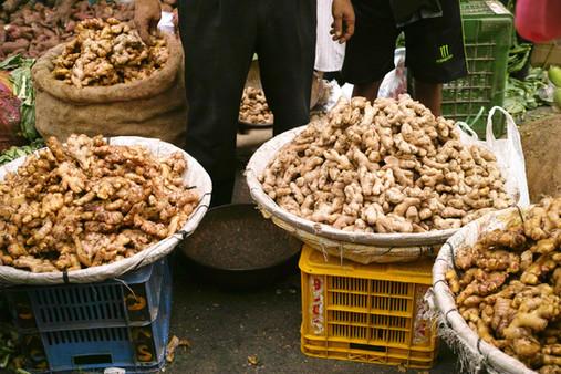 Dadar Veg Market, Mumbai, India for Tank