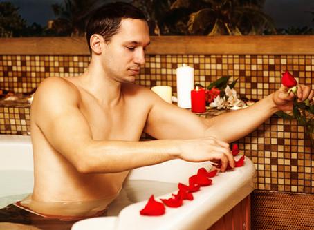 The Hot Tub- Charles