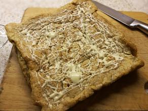 New Blondie Brownie Recipe!!
