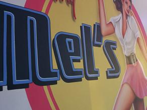 Milkshake pitstop @ Tommy Mel's Madrid.