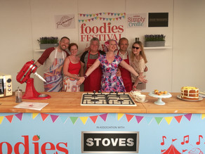 Foodies, Tatton Park