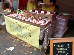 Throwback to Solihull Food Festival