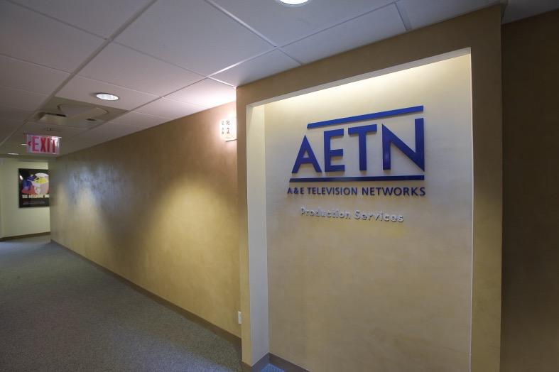 A&E corporate headquarters