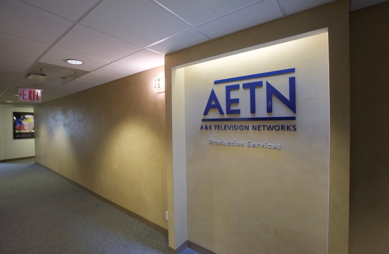 A&E corporate headquaters