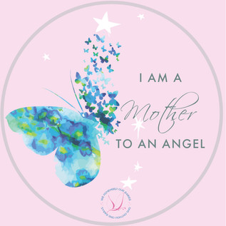 I am a mother to an angel