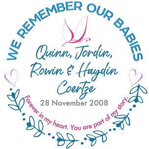 #2008 Quinn Jordin Rowin Haydin Coertze.