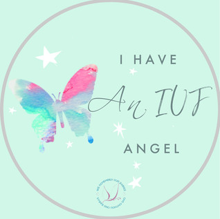 I have IVF angel
