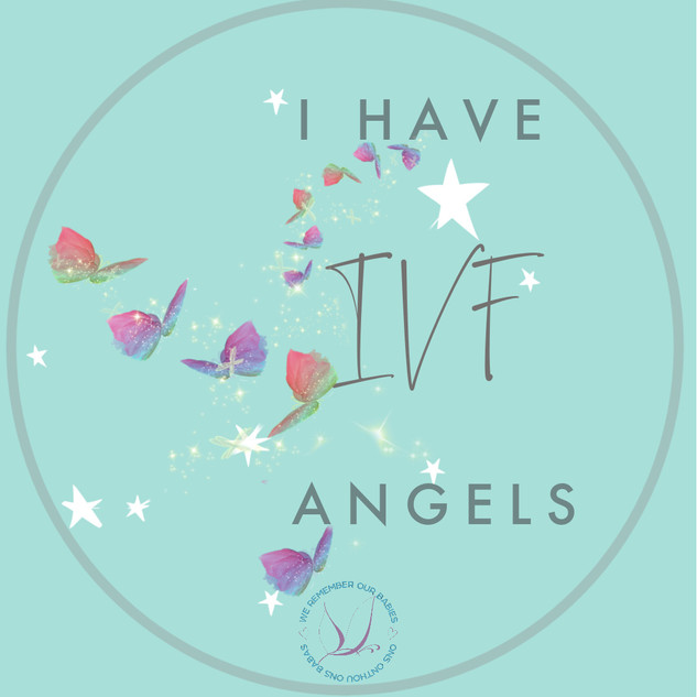 I have IVF angels