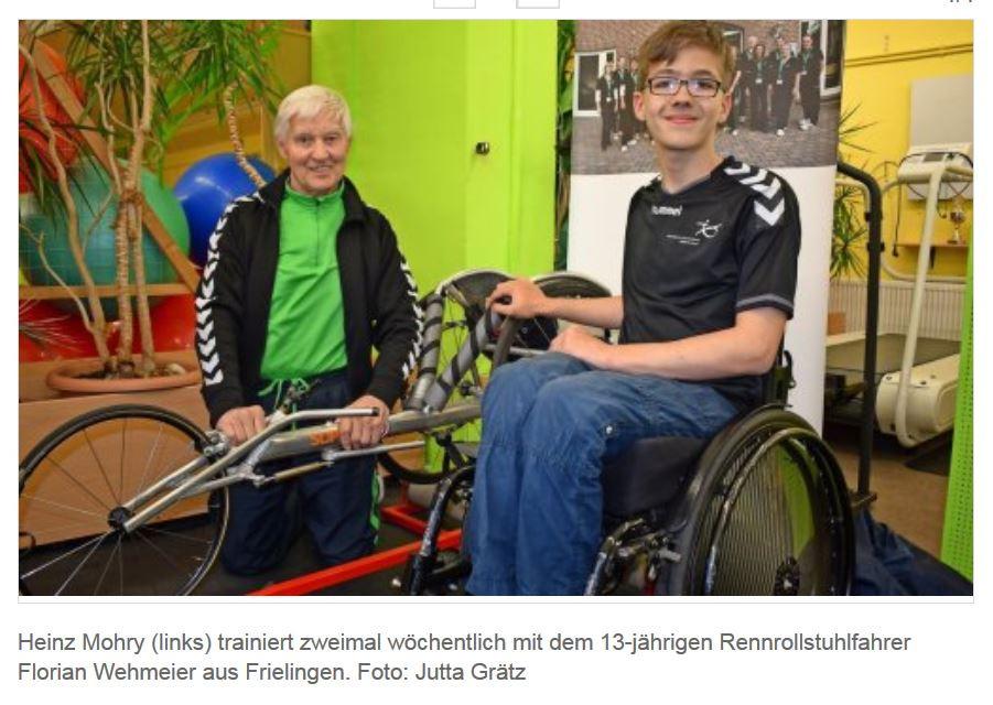 Neue Presse Foto von Jutta Grätz
