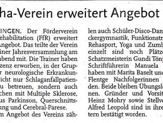 Leine Zeitung 02.02.2015