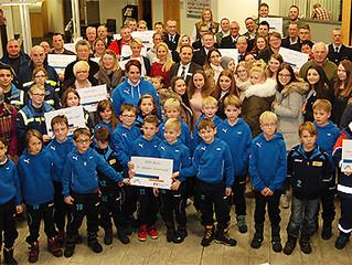 Hannoversche Volksbank unterstützt gemeinnützige Initiativen mit 12.500 Euro - 700 € für FfR e. V. F