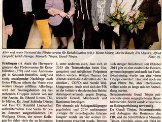 Neustädter Zeitung 07.02.2015