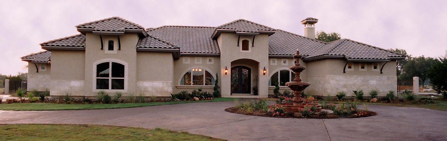 Unique Custom Homes | San Antonio and the Hill Coutry