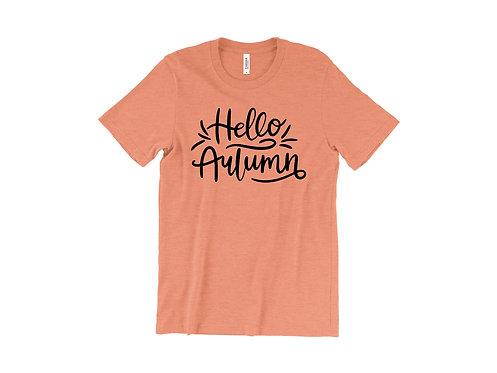 Hello Autumn Tee