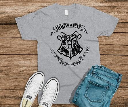 Hogwarts Shield Tee