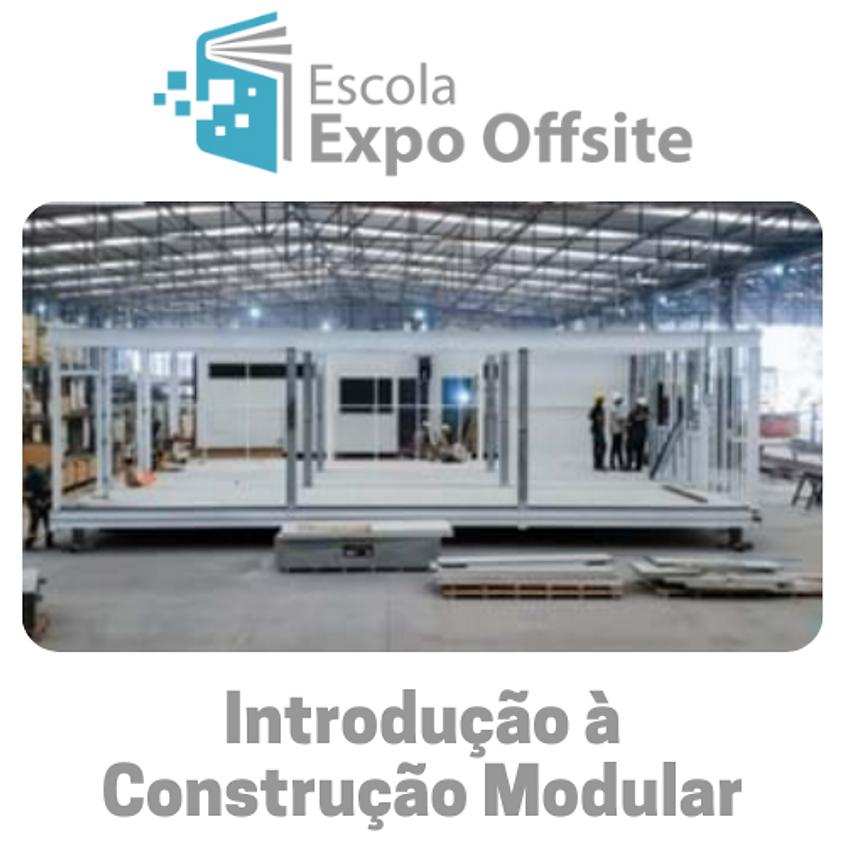 Introdução à Construção Offsite 15 de Setembro