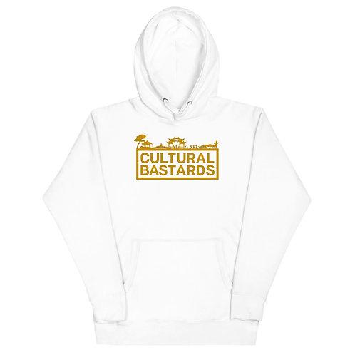Cultural Bastards Gold print Unisex Hoodie